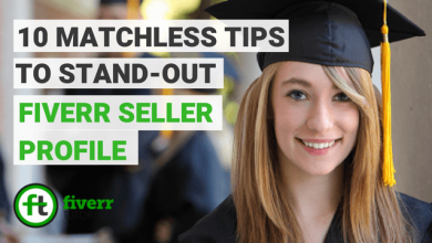best fiverr seller profile standout fiverr profile best fiverr profile
