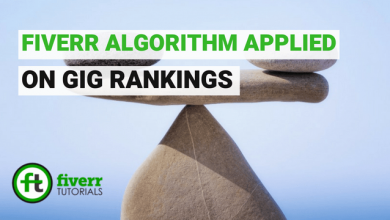 fiverr algorithm, how fiverr ranks gigs, fiverr gig ranking factors