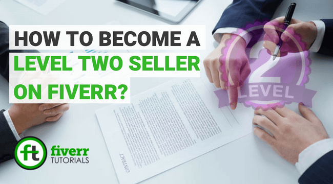 fiverr level two sellers