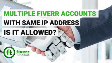 fiverr secrets of multiple fiverr accounts