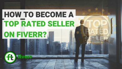 fiverr top rated seller