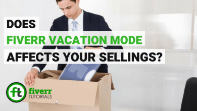fiverr vacation mode, vacation mode fiverr, vacation mode on fiverr