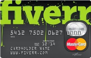 fiverr revenue card
