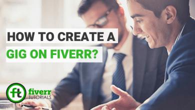 create fiverr gig
