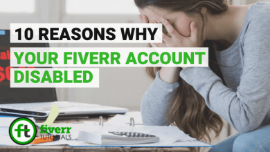 wy my fiverr account disabled, fiverr account restricted, fiverr acccount locked