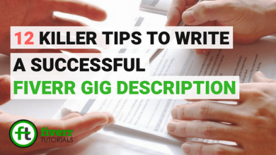 killer tips for fiverr gig description sampl and fiverr gig description formatting