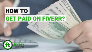 fiverr payment process, fiverr payment methods, how to get paid on fiverr
