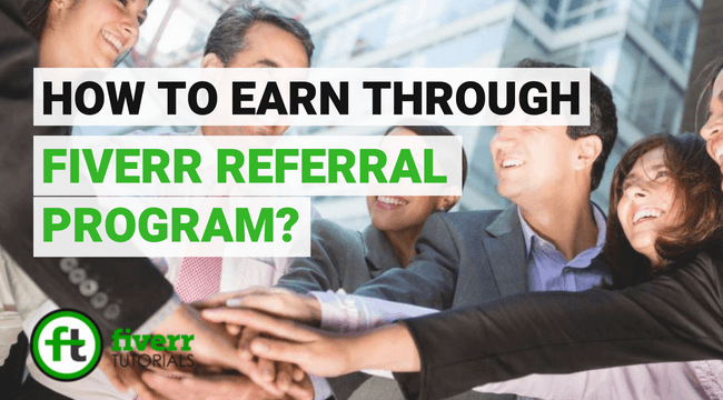 how fiverr affiliate program works