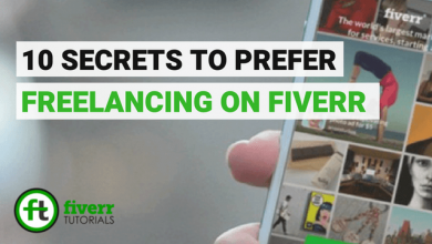 why to prefer freelancing on fiverr