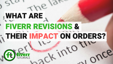 what are fiverr revsions and fiverr revisions meaning