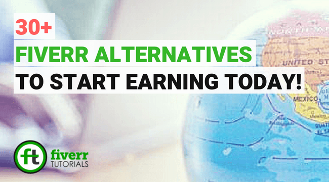 25+ fiverr alternatives i.e. sites like fiverr and fiverr alternative websites to strart earning today