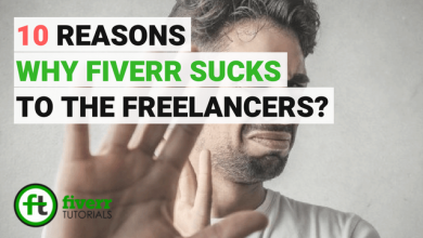 top 10 reasons on why fiverr sucks