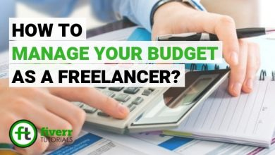keys to budgeting for freelancers